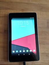 ASUS Google Nexus 7 (2012) 16GB- Black ( Wi-Fi ) Excellent Condition ROOTED