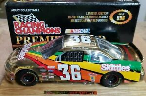 NEW! VINTAGE 1997 RACING CHAMPIONS SKITTLES #36 GOLD! NASCAR RACE CAR (1 OF 166)