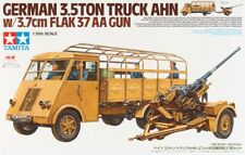 Tamiya 1:35 German 3.5 Ton Truck AHN Plastic Model Kit 32410