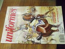 8µ? Revue Uniformes n°111 J.Brouillet Calot espagnol Toison d'Or 2e Reg Carab...