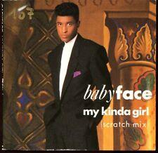 BABYFACE - MY KINDA GIRL - CARD SLEEVE 3 INCH 8 CM CD MAXI