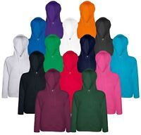 Fruit Of The Loom Ladies Lady Fit Classic Hooded Sweat
