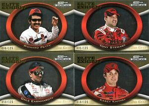 2009 Press Pass Showcase Racing - /499 and /125 you pick