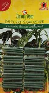 Fertilizer sticks - universal - for every plants - 30 pieces