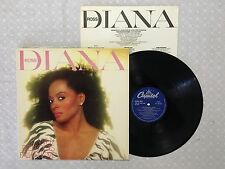 DIANA ROSS WHY DO FOOLS FALL IN LOVE GATEFOLD + INNER 1981 SINGAPORE RELEASE LP