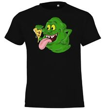 TRVPPY Kinder Baby T-Shirt Modell Silber Ghostbusters Nostalgic