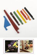 8pc Sabre Saw Blades Set Jig Scroll Saw Fine Fast Metal Wood Universal Cut