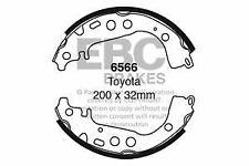 6566 EBC Rear Brake Shoes for TOYOTA bB Prius Yaris Yaris Verso