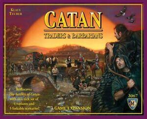 1x  Catan: Traders & Barbarians: 2008 Edition #3067