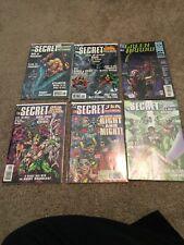 DC Comics - Secret Files & Origins Bundle/Lot (6)