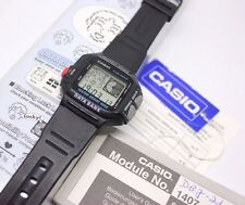 Rare vintage NOS Casio DBJ-21 retro gents digital Data Bank chronograph watch