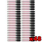 48 ALUMINUM METAL BOLTS ARROWS FOR 50 & 80 LB CROSSBOW ARCHERY XBOX - RED