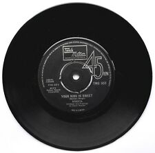 SYREETA ~ YOUR KISS IS SWEET. 7in Single 45rpm.