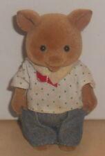1986 TONKA Maple Town Story Pig Figure Rare HTF Vintage