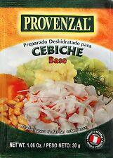 Provenzal Cebiche Base 30 gr / 1.06 oz