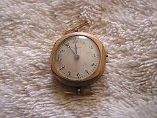 Antique Orlina Women's Ladies Pocket Watch Bristol Case 8 Jewels Swiss