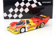 1 18 Minichamps Porsche 956k #12 1000 Km Mugello 1983