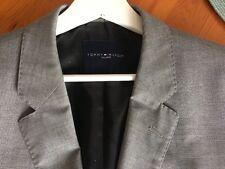 Tommy Hilfiger Anzug Stoffhose Grau Gr. 52