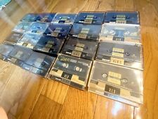 Casstte Tapes With House Music From 1990s To 2000