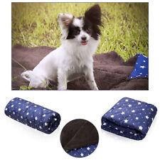 Pet Dog Cat Warming Bed Mat Nylon Sherpa Kennel Pad Furniture L Xl Waterproof Us