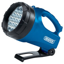 DRAPER RECHARGEABLE 19 LED TORCH/LANTERN WORK LIGHT HAND LAMP