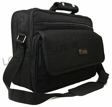 Quality Business Briefcase Laptop Luggage Pilot Work Flight Carry Holdall Bag