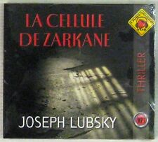 Joseph Lubsky La cellule de Zarkane Livre Audio VDB MP3