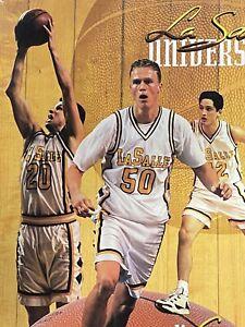La Salle Explorers 1996 1997 Media Guide Yearbook NCAA Vintage Philadelphia
