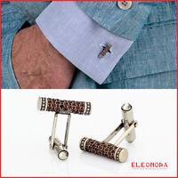 gemelli da uomo in argento 925 cesare paciotti per camicia gemello con pietre