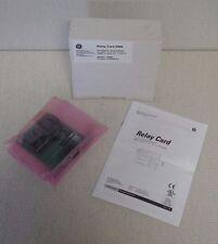 GE Digital Energy Relay Card 12458 / 837030000310