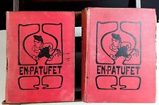 LES ENFANTS EN-MAGAZINE PATUFET. 2 VOLUM.  ANNÉES 1923/1924.