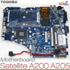 MOTHERBOARD TOSHIBA! A205 A200 K000054200 LA-3661P ISKAE L65 ISKAE LA-3661P 057