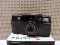 "Leitz Leica - Kompaktkamera C2-Zoom black 40-90mm ""1a Sammlerstück"" - TOP!"