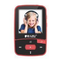 RUIZU X50 Mini MP3 / MP4 Sport Player, 8GB, Bluetooth, FM Radio, Playback XI