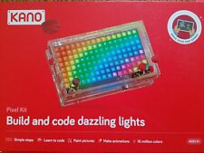 NB Kano Pixel Kit – Learn to code with light Ages 6+ 128 RGB LEDs 3 USB ports