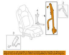 Chevrolet GM OEM 2016 Traverse Front Seat-Belt & Retractor Right 19330962