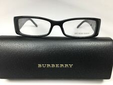 0fe6186066d 🔸New Authentic Burberry B 2019 3001 Black   Silver Eyeglasses 49 15 135