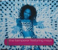 The Tamperer ft. Maya If You Buy This Record .. CD Single