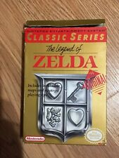 The Legend Of Zelda Classic Series (Nintendo Box And Cart Only)