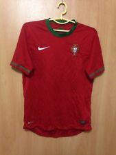 Portugal équipe nationale 2012/2013 Home Football Shirt Jersey Camiseta Nike