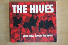 The Hives  ‎– Your New Favourite Band  (C365)