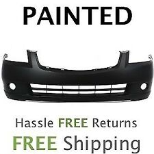 Fits: 2005 2006 Nissan Altima Front Bumper PAINTED NI1000219