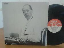 Lester Young, In Washington DC 1956,Pablo Live 2308219,1stPress,Vinyl Jazz LP