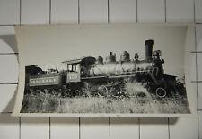 Vernonia South Park & Sunset Steam Railroad: Engine105: Vintage Train Photo
