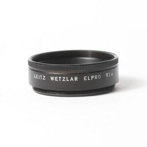 Leica Leitz Wetzlar ELPRO VIa For Leica R 50mm F2 Summicron