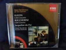 Haydn / Boccerini - Cello Concertos -Jacqueline Du Pre / Barenboim / Barbirolli