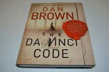 Special Illustrated Edition of The Da Vinci Code by Dan Brown-2004 Hardcover