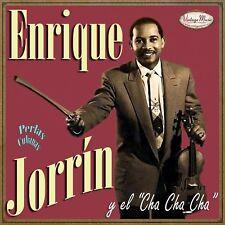 ENRIQUE JORRIN CD Vintage Perlas Cubanas #121 / Cha Cha, Cogele El Compas Mujer