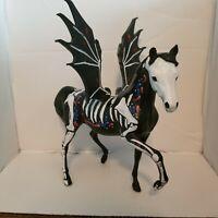 Custom Breyer Skeleton Horse