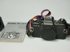 Rolleiflex SL35E Black